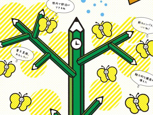 日本私立学校振興・共済事業団 フライヤー