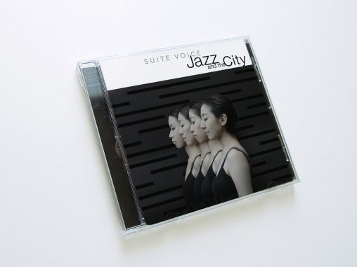 「SUITE VOICE / Jazz and the City」 CD Jacket