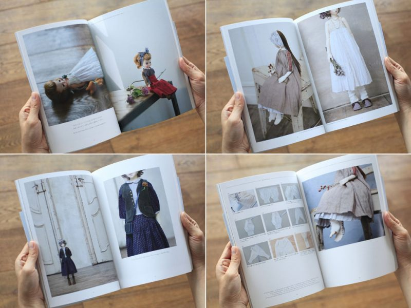 HANON   - DOLL SEWING BOOK -