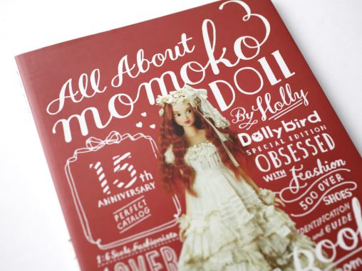 「All About momoko Doll」