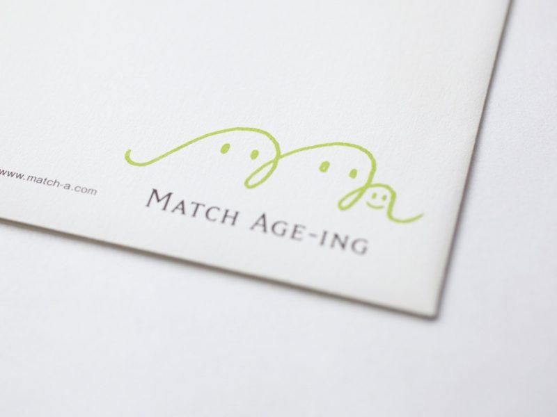 Match Age-ing ロゴマーク