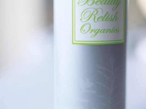 Beauty Relish Organics - Hand Sanitizing Spray -