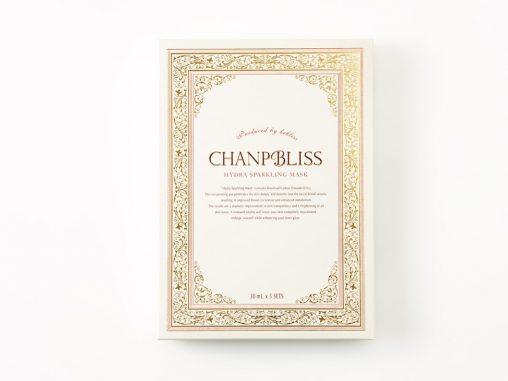 CHANPBLISS - HYDRA SPARKLING MASK -